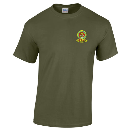 15th/19th Kings Royal Hussars T-Shirt