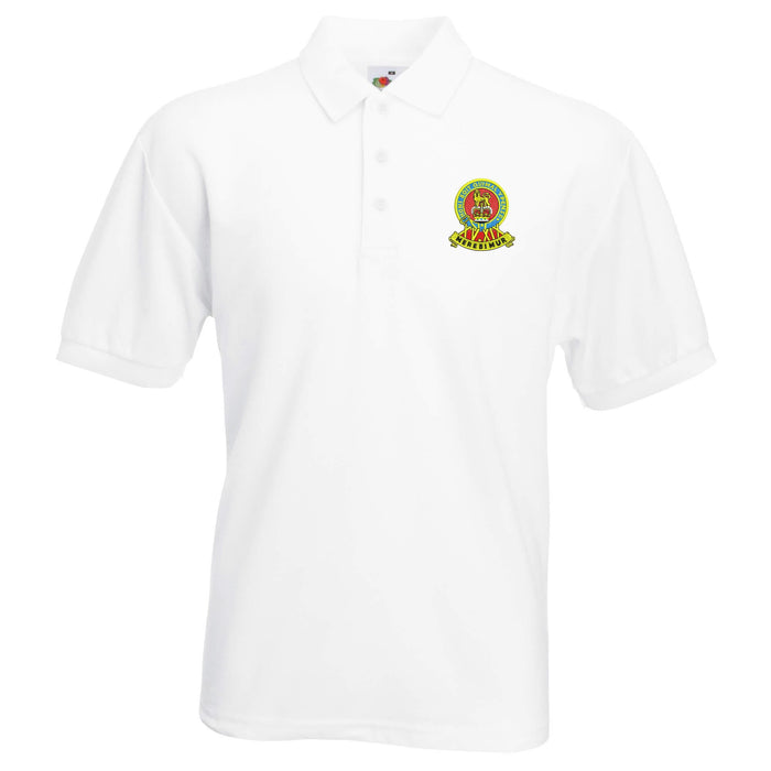 15th/19th Kings Royal Hussars Polo Shirt