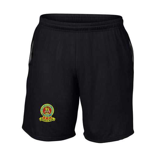 15th/19th Royal Kings Hussars Performance Shorts