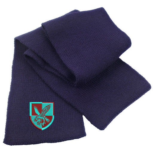 16 Air Assault Brigade Heavy Knit Scarf