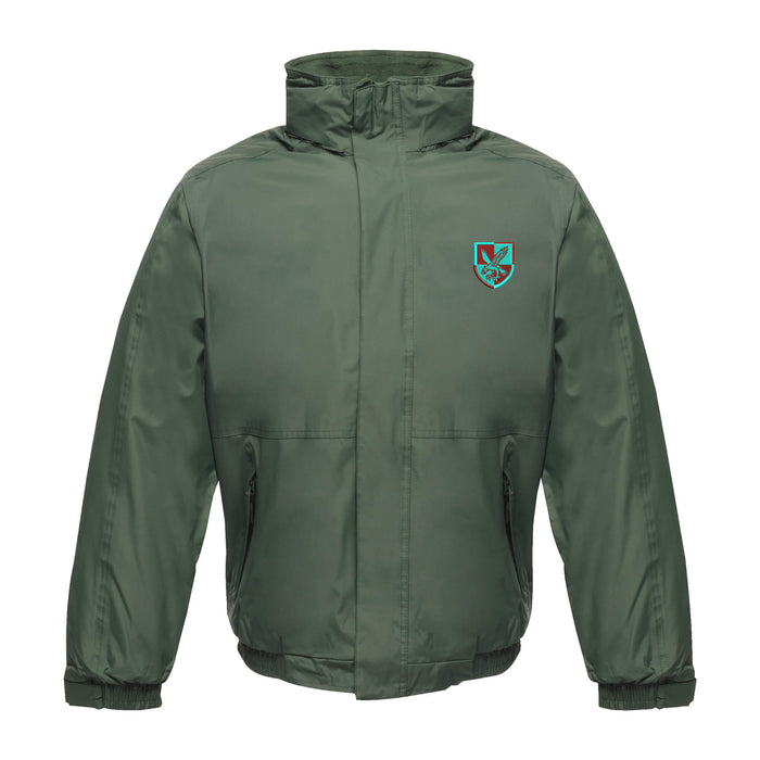 16 Air Assault Brigade Waterproof Jacket