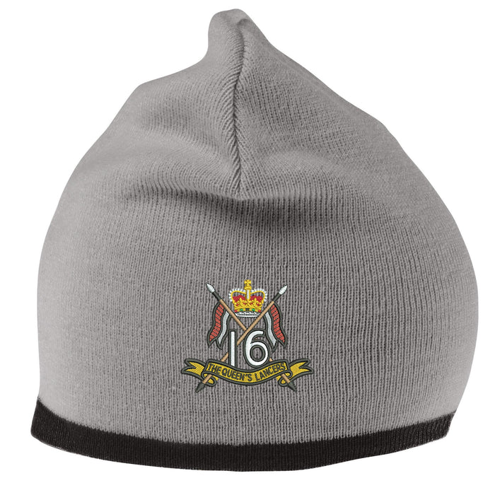 16th/5th The Queen's Royal Lancers Beanie Hat