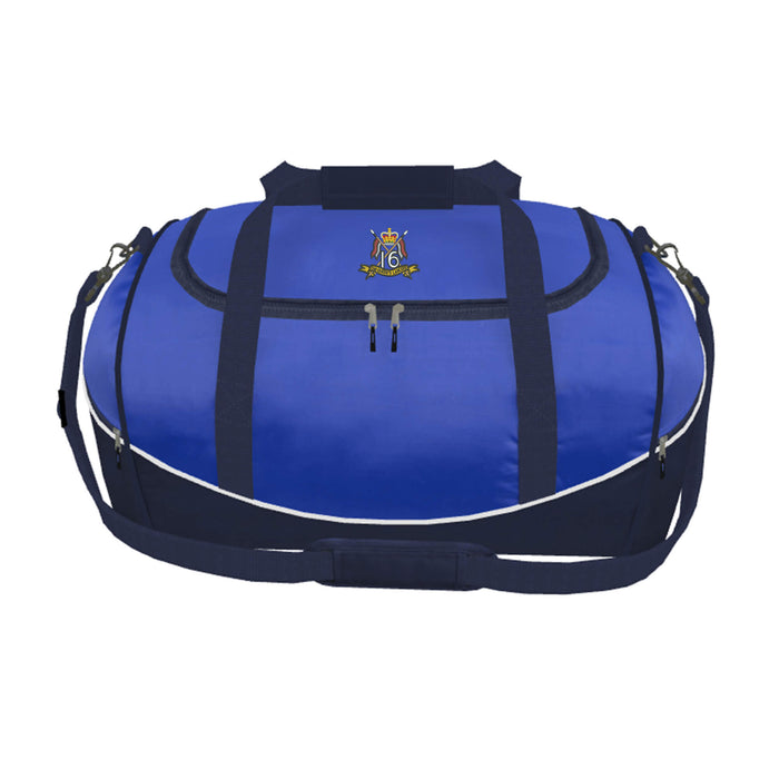 16th/5th The Queen's Royal Lancers Teamwear Holdall Bag