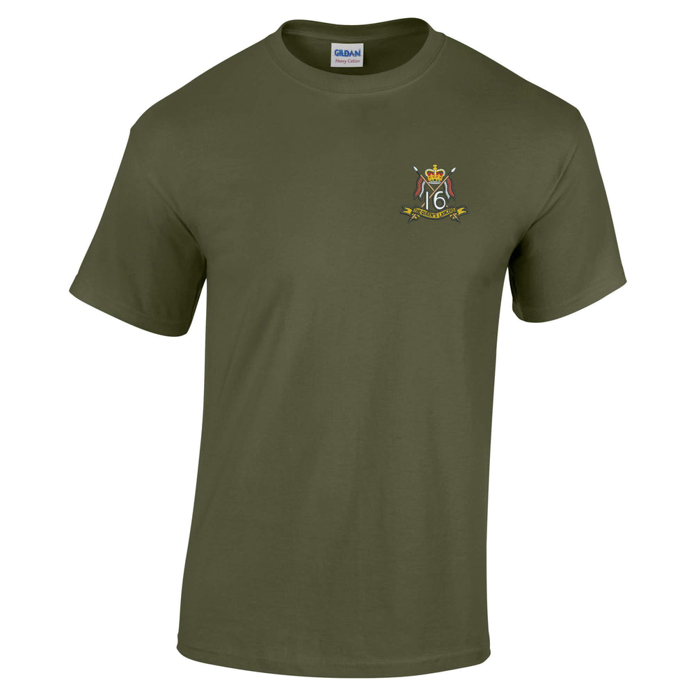 16th/5th The Queen's Royal Lancers T-Shirt