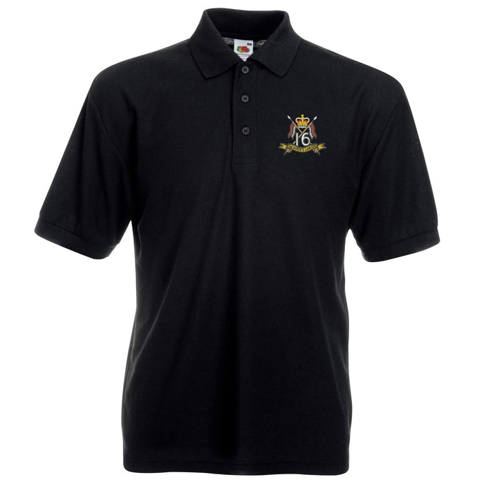 16th/5th The Queen's Royal Lancers Polo Shirt