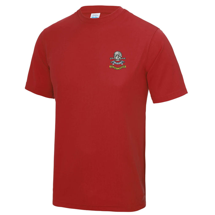 17th/21st Queens Royal Lancers Sports T-Shirt