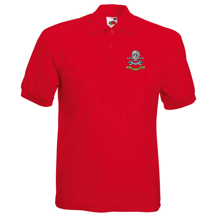 17th/21st Queens Royal Lancers Polo Shirt