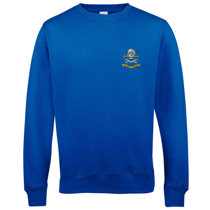 17th/21st Queens Royal Lancers Sweatshirt