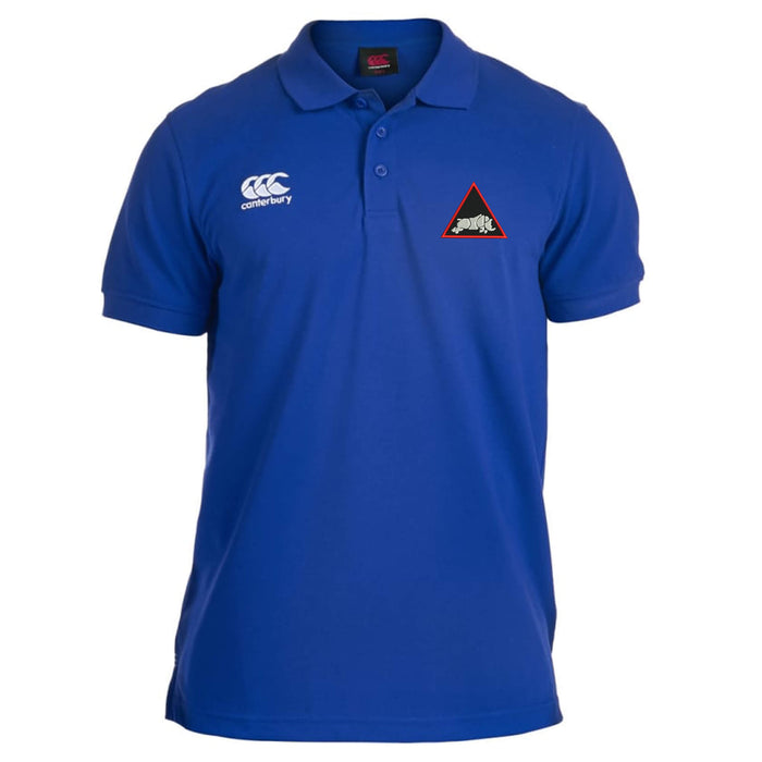 1st Armoured Division Canterbury Rugby Polo