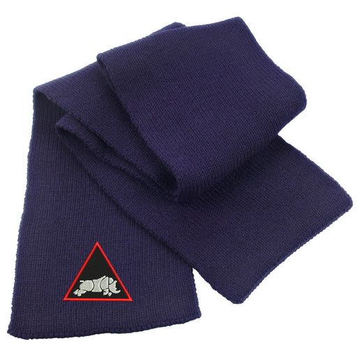 1st Armoured Division Heavy Knit Scarf