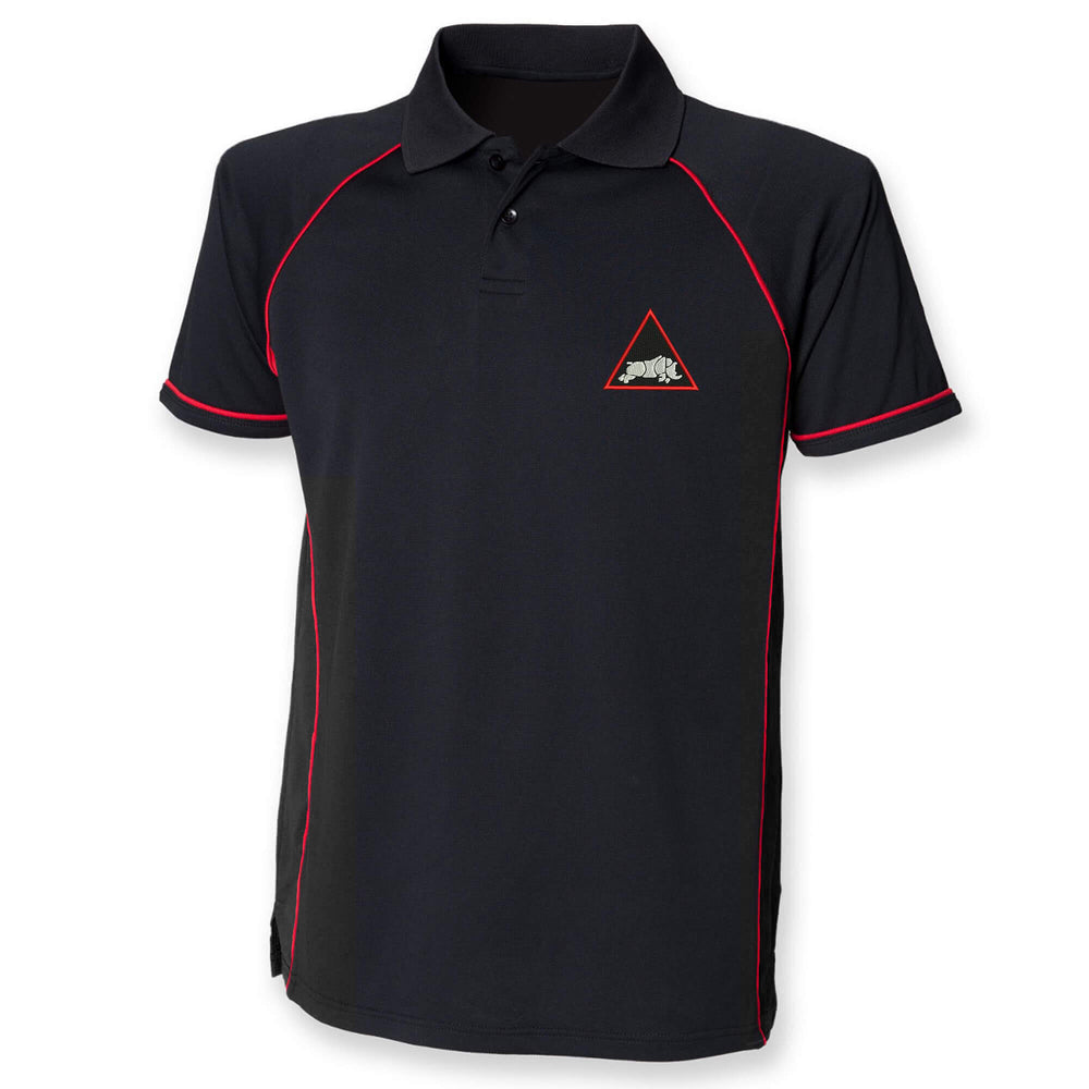 1st Armoured Division Performance Polo
