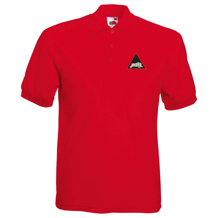1st Armoured Division Polo Shirt