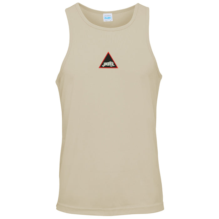 1st Armoured Division Vest