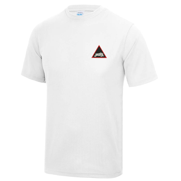1st Armoured Division Sports T-Shirt