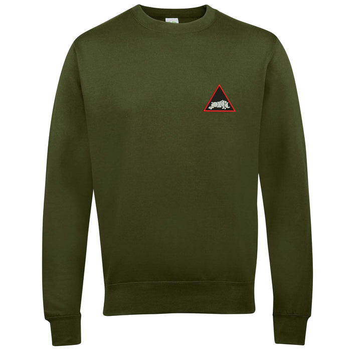 1st Armoured Division Sweatshirt