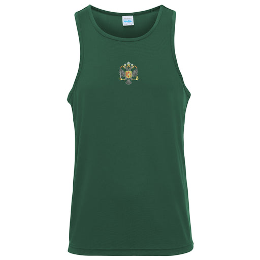 1st Queen's Dragoon Guards Vest