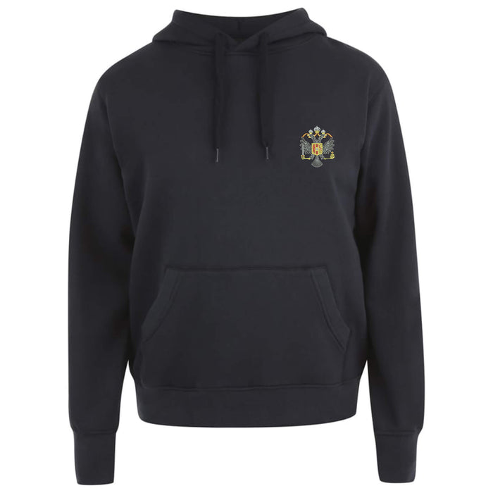 1st Queen's Dragoon Guards Canterbury Rugby Hoodie