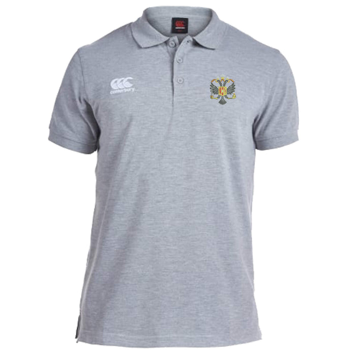 1st Queen's Dragoon Guards Canterbury Rugby Polo