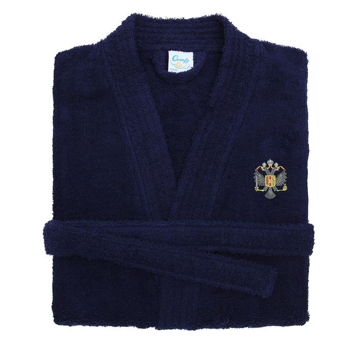 1st Queen's Dragoon Guards Dressing Gown