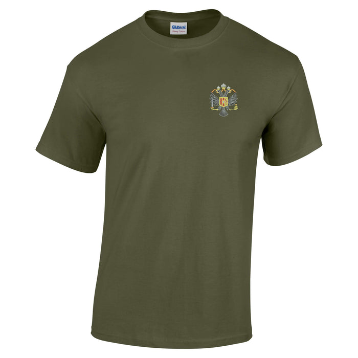 1st Queen's Dragoon Guards T-Shirt