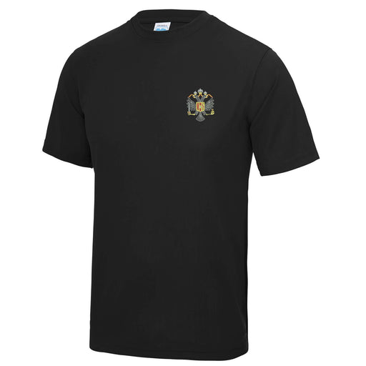1st Queen's Dragoon Guards Sports T-Shirt