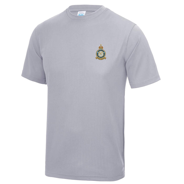 205 Squadron Royal Air Force Sports T-Shirt