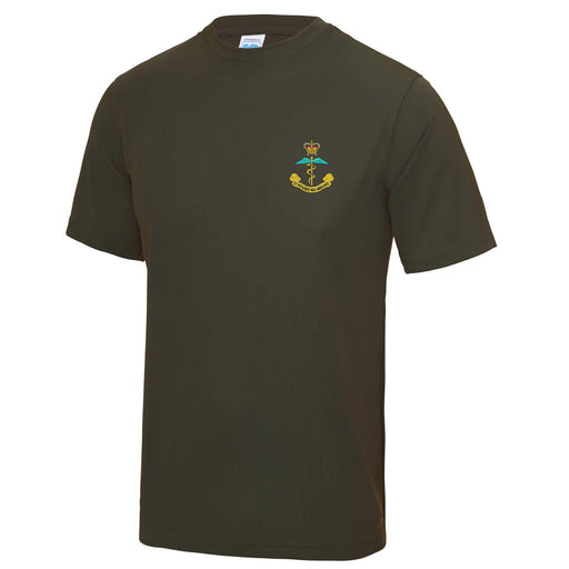 23rd Parachute Field Ambulance Sports T-Shirt