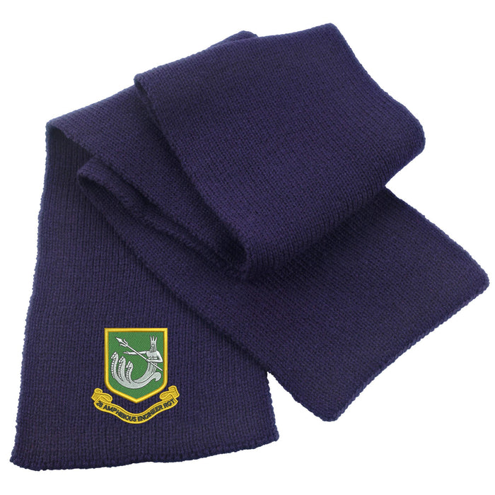 28 Amphibious Engineer Regiment Heavy Knit Scarf