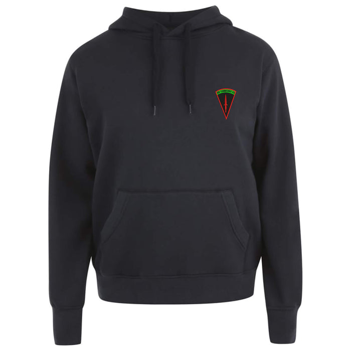 289 Commando RA Canterbury Rugby Hoodie