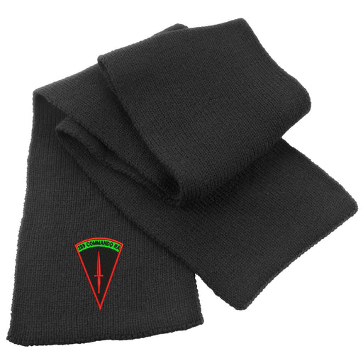 289 Commando RA Heavy Knit Scarf