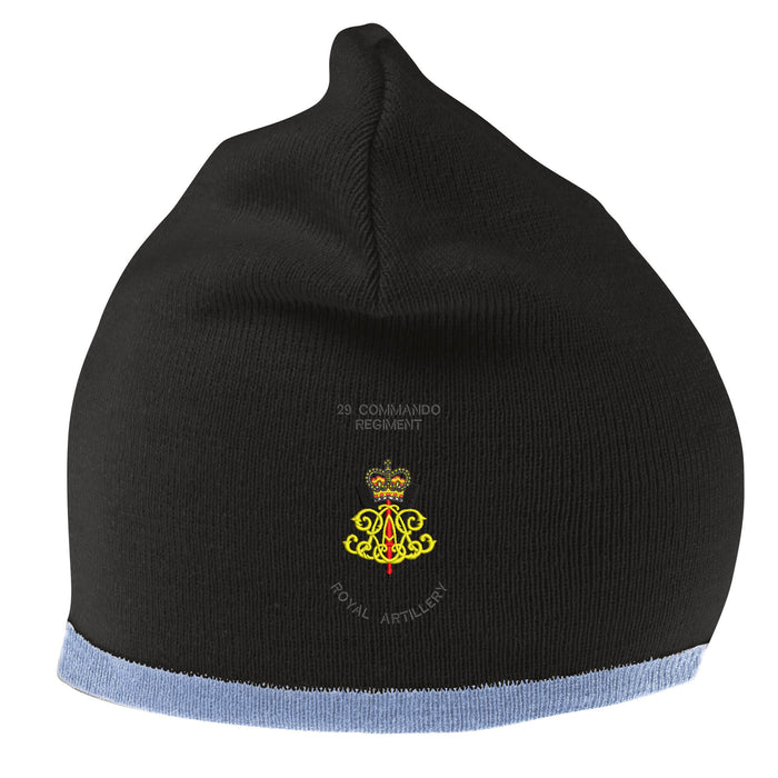 29 Commando Regiment Royal Artillery Beanie Hat