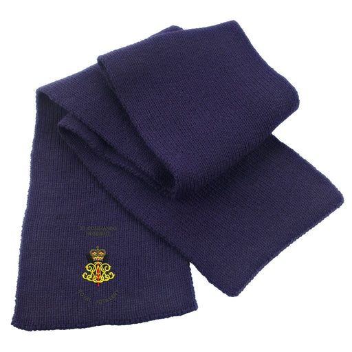 29 Commando Regiment Royal Artillery Heavy Knit Scarf