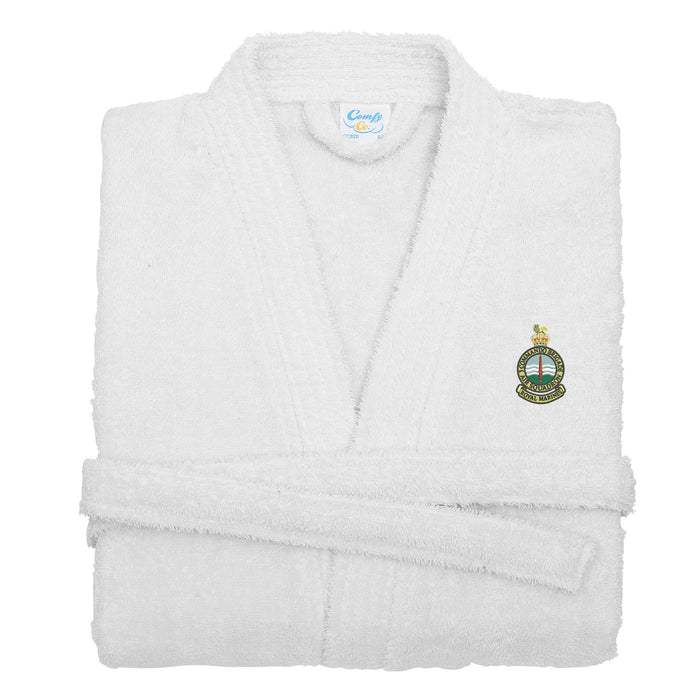 3 Commando Brigade Air Squadron Dressing Gown