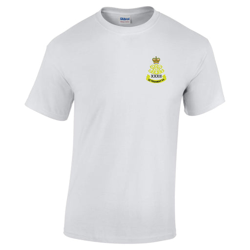 32 Regiment Royal Artillery T-Shirt