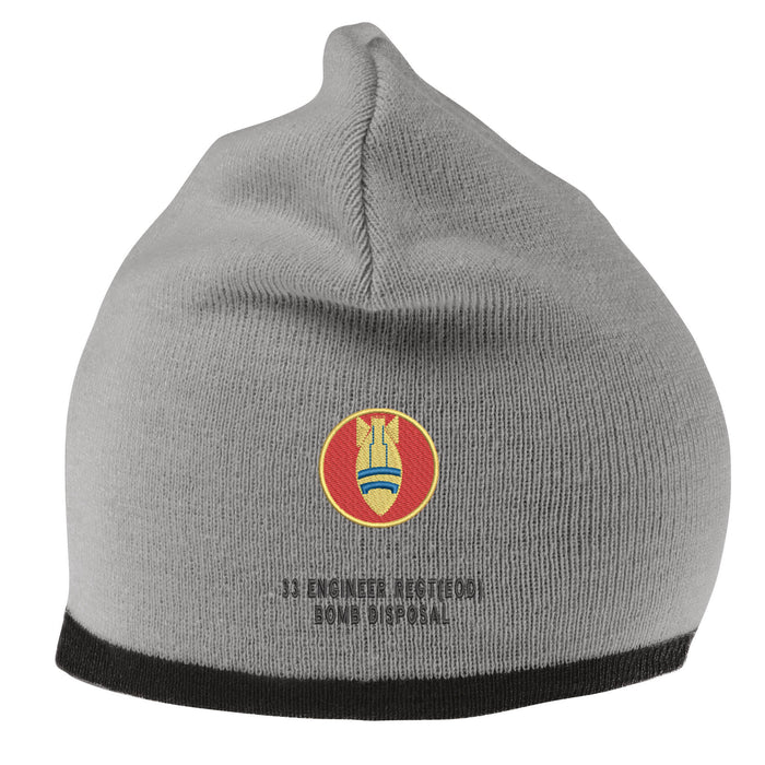 33 Engineers Bomb Disposal Beanie Hat