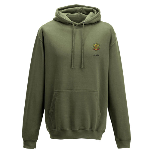 49 (Inkerman) Battery Royal Artillery Hoodie