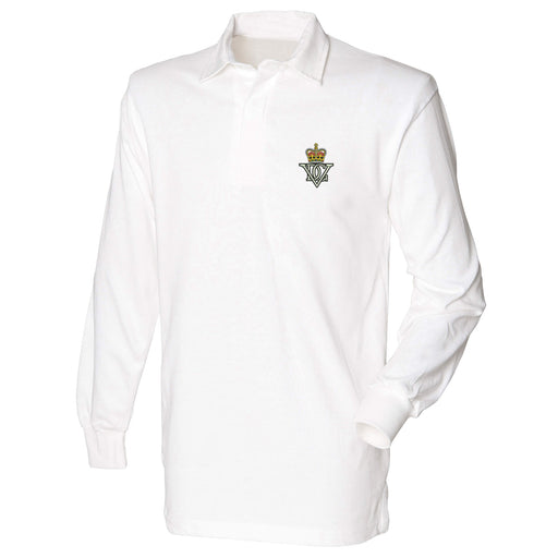 5th Royal Inniskilling Dragoon Guards Long Sleeve Rugby Shirt