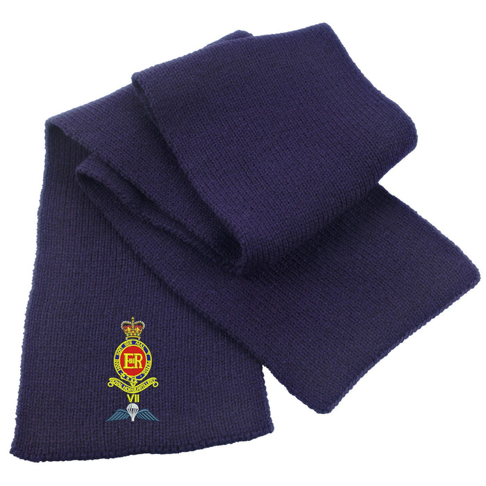 7 Para Royal Horse Artillery Heavy Knit Scarf