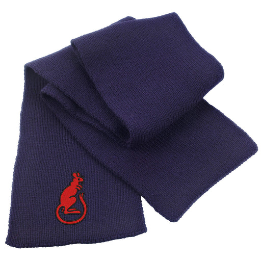 7th Armoured Division Heavy Knit Scarf