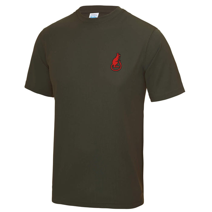 7th Armoured Division Sports T-Shirt