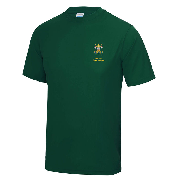 9th/12th Royal Lancers Sports T-Shirt