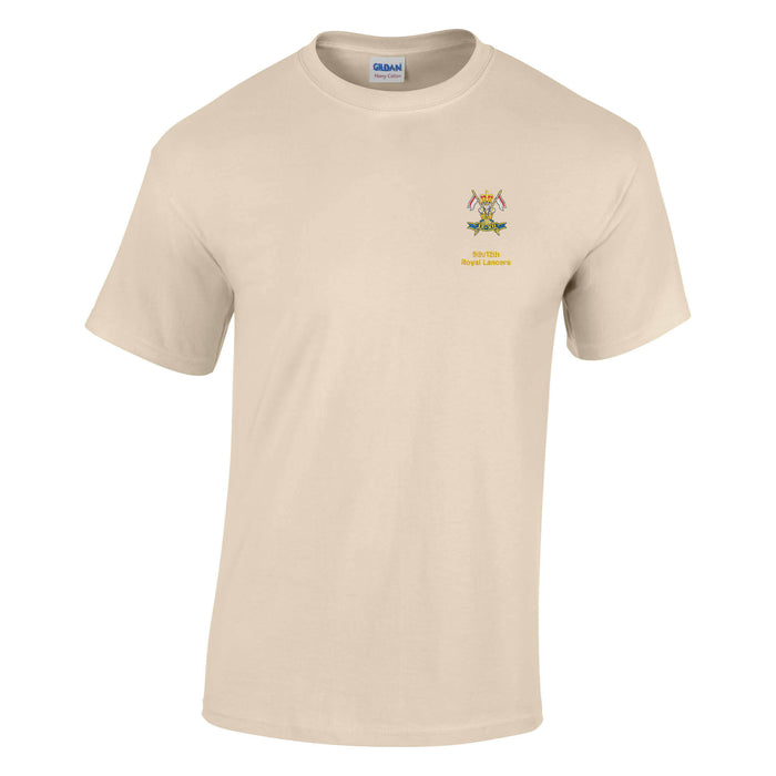 9th/12th Royal Lancers T-Shirt