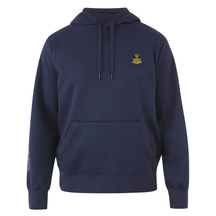 95 Commando Light Regiment Royal Artillery Canterbury Rugby Hoodie