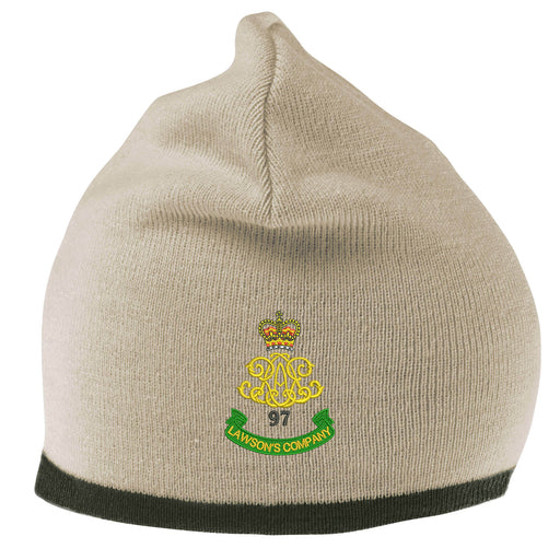 97 Battery (Lawson's Company) Royal Artillery Beanie Hat
