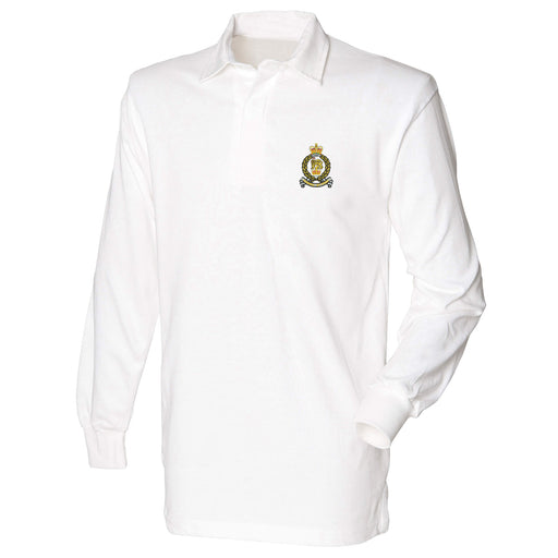 Adjutant General's Corps Long Sleeve Rugby Shirt