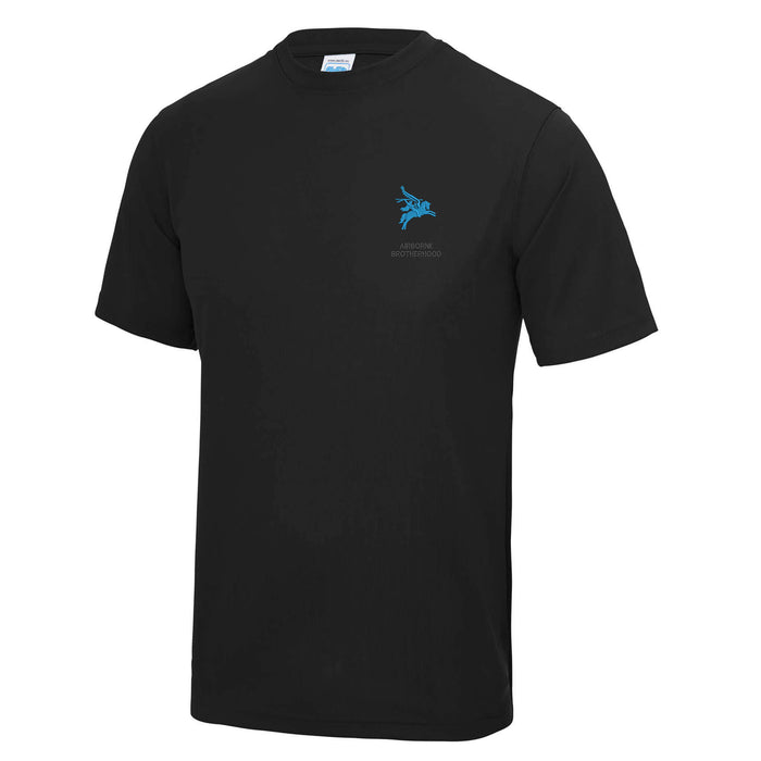 Airborne Brotherhood Sports T-Shirt