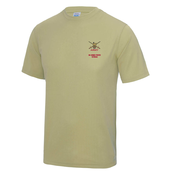 Army - Armed Forces Veteran Sports T-Shirt