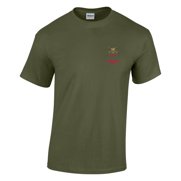 Army - Armed Forces Veteran T-Shirt