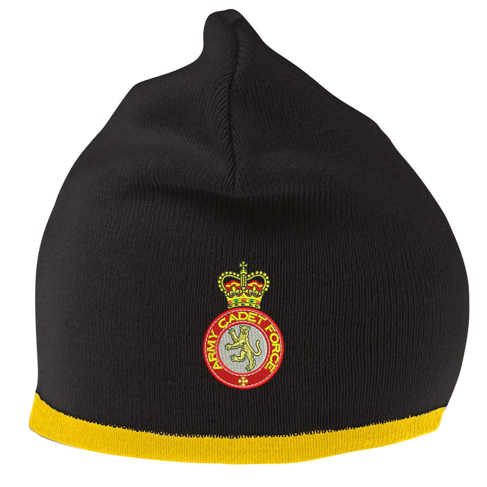 Army Cadet Force Beanie Hat