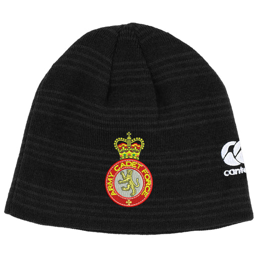 Army Cadet Force Canterbury Beanie Hat